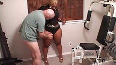 Anal BBW Ebony Mature Housewives