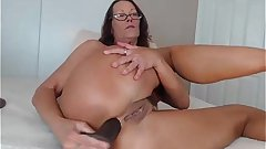 Watch This Sexy Milf Do Deep Anal On Cam Jess Ryan