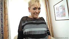 Chubby granny needs deep fuck - Magdi, Rob