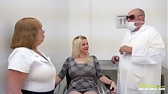 OldNannY Dental Clinic Pussy Licking Wager