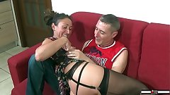 Daniela is a real slutty milf and loves constant coition