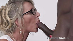 PrivateBlack – Be imparted to murder Man Milking Milf Marina Beaulieu Gets Dark Dicked!