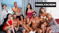 The Last Family Do to excess