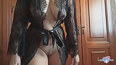 Step Mom Pussy dripping wet ride cock until cumshot - Pov Cowgirl