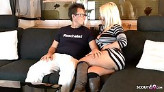 German Mature On Private Sex Situation here Pornstar Conny Dachs