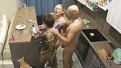 Rough Hard Fucking With MILFs