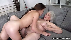 GILF Coupled with Young Employee Having Butch Sex - Tiffany Doll, Norma